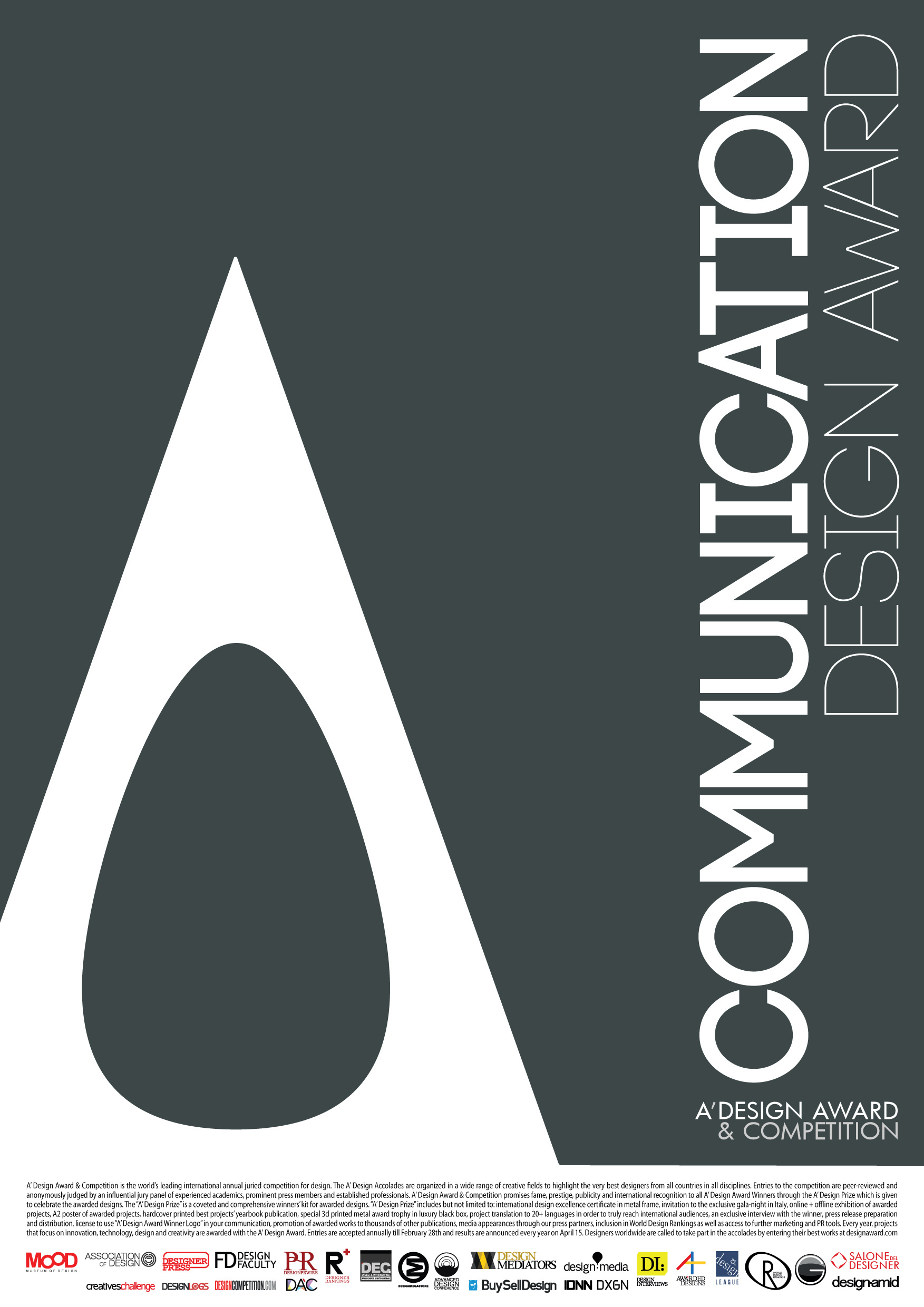 A Design Award And Competition Good Communication Design