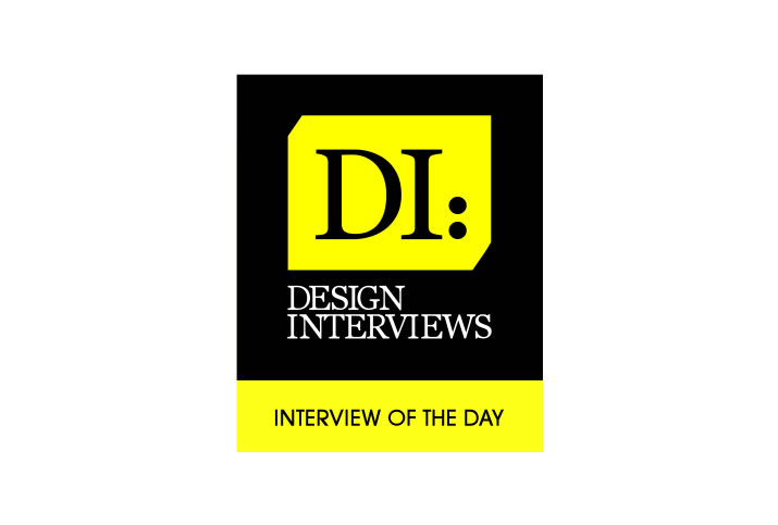 checkout previous design interviews of the day at a design award or better check the design interview of the day website to see the currently featured