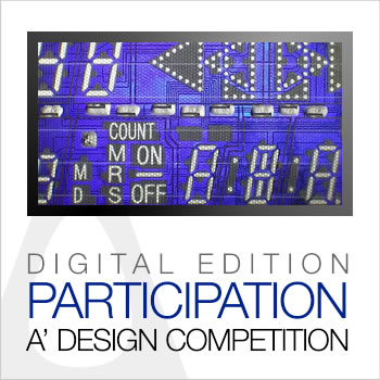 A Design Award And Competition Digital Edition - A design award last call for participants