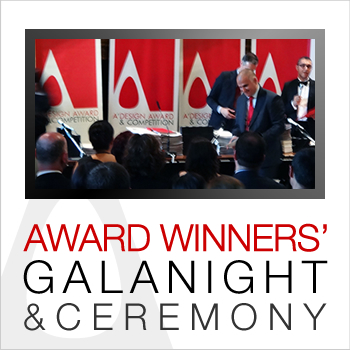 A Design Award And Competition Gala Night Award Ceremony