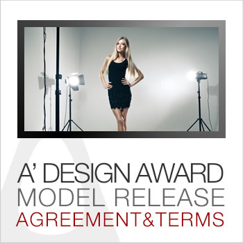 A' Design Award And Competition - Model Release Agreement