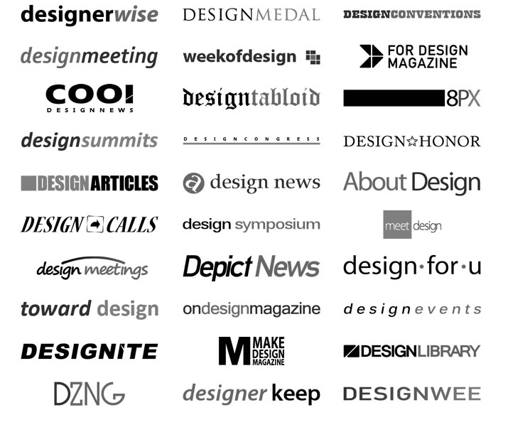 A Design Award And Competition About Us - A design award last call for participants