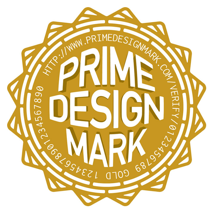Prime Design Mark Logo