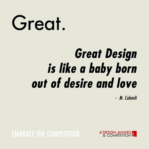 Quotes Design Entrancing A' Design Award And Competition  Design Quotes